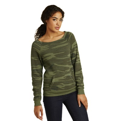 Alternative Maniac Eco -Fleece Sweatshirt. AA9582