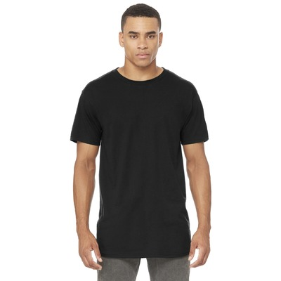 BELLA+CANVAS  Men's Long Body Urban Tee. BC3006