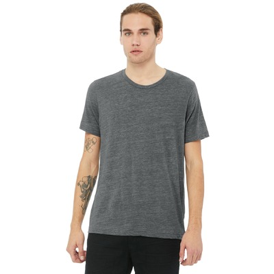 BELLA+CANVAS  Unisex Poly-Cotton Short Sleeve Tee. BC3650