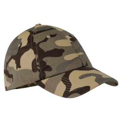 Port Authority Camouflage Cap.  C851