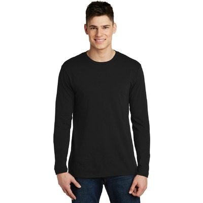 District Young Mens Very Important Tee Long Sleeve. DT6200