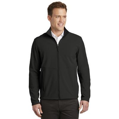 Port Authority Ladies Sweater Fleece Jacket. L232 62dfe52ec