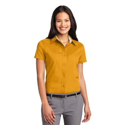 Port Authority Ladies Short Sleeve Easy Care  Shirt.  L508