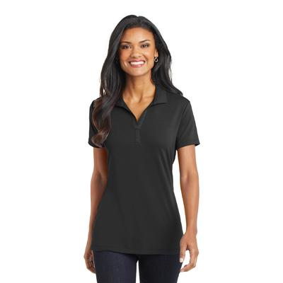 Port Authority Ladies Cotton Touch Performance Polo. L568