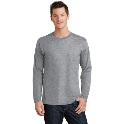 Port & Company Long Sleeve Fan Favorite Tee. PC450LS