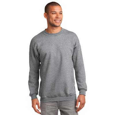 Port & Company - Essential Fleece Crewneck Sweatshirt.  PC90