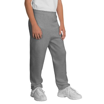 Port & Company - Youth Core Fleece Sweatpant.  PC90YP