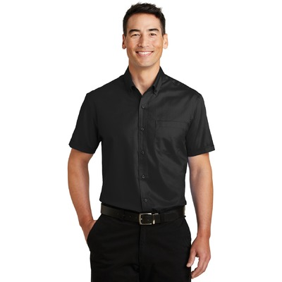 Port Authority Short Sleeve SuperPro Twill Shirt. S664