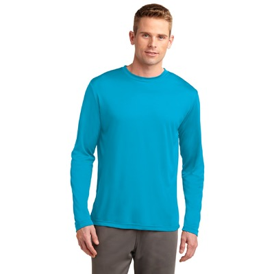 Sport-Tek Long Sleeve PosiCharge Competitor Tee. ST350LS